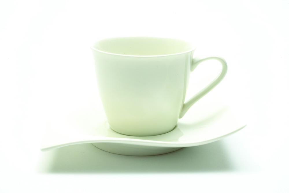 Šálek s podšálkem na espresso Motion 110 ml - Maxwell&Williams