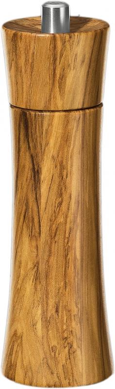 Mlýnek na pepř FRANKFURT olivové dřevo 18 cm - Zassenhaus