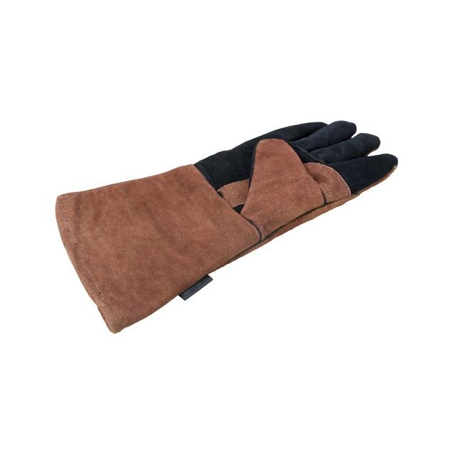 Grilovací rukavice, kožená - GUSTA