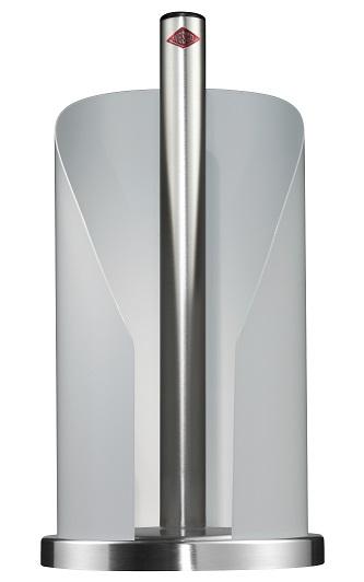 Držák na papírové ubrousky 15,5 cm, bílý - Wesco