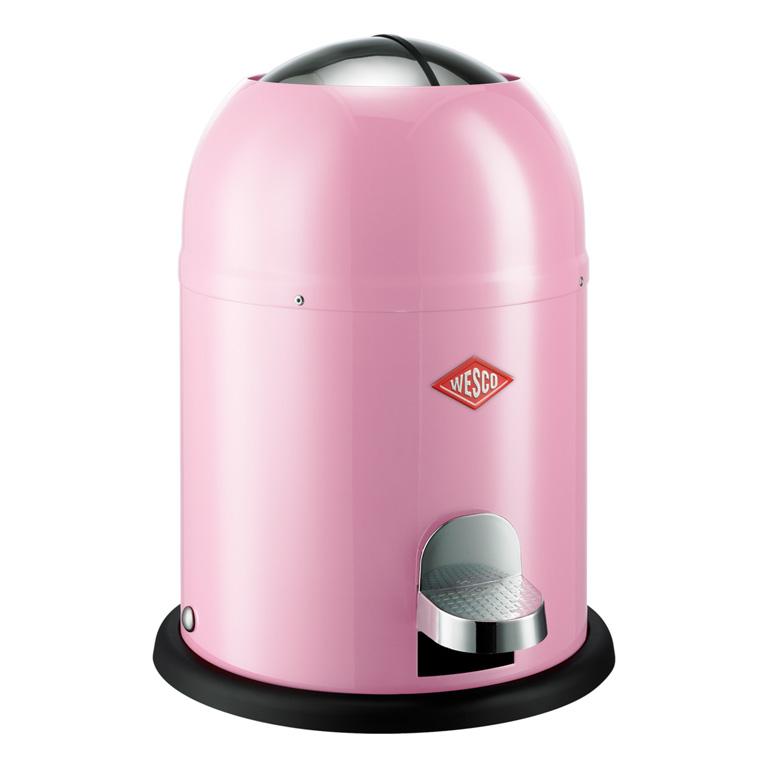 Odpadkový koš Single Master 9l, růžový - Wesco