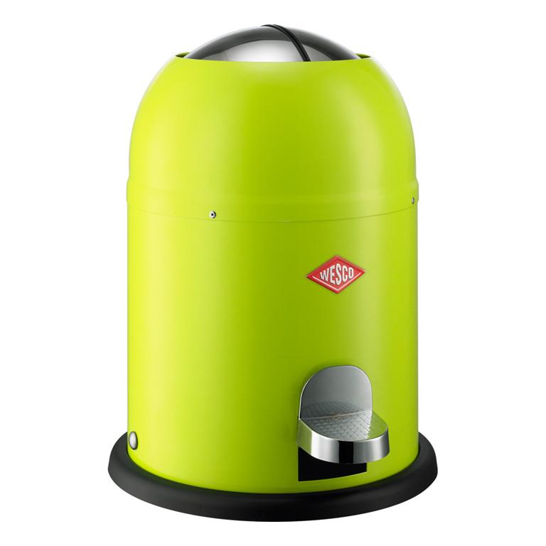 Odpadkový koš Single Master 9l, světle zelený - Wesco