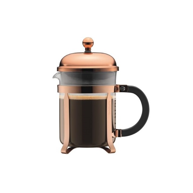 French press 0,5 l, měď, CHAMBORD - BODUM