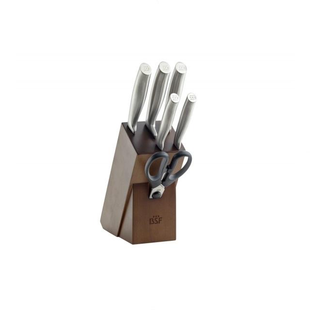 Zwilling BSF Chicago blok s noži 7 ks bříza 19991-000