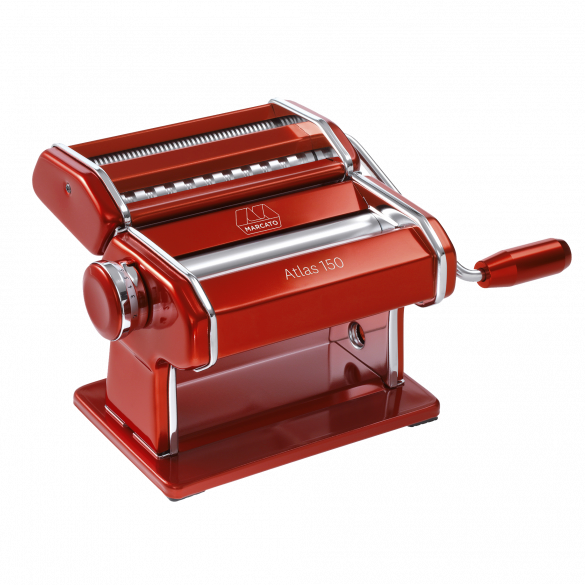 Strojek na těstoviny ATLAS 150 červená - Marcato