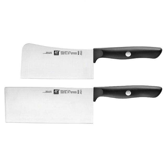 Čínský nůž + sekáček na maso, ZWILLING Life - Zwilling J.A. Henckels Solingen