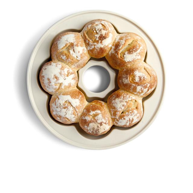 Kulatá forma na pečení chleba/buchet, lněná, SPECIALITIES - EMILE HENRY