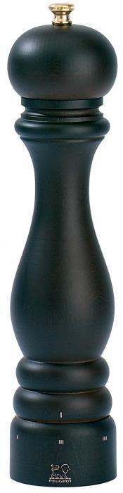 Dřevěný mlýnek na pepř 22 cm čokoládový PARIS - Peugeot