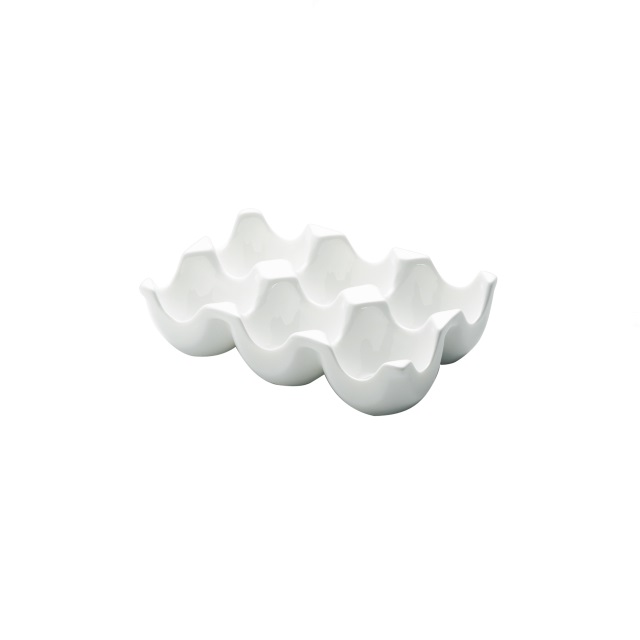 Držák na vejce, WHITE BASICS - Maxwell&Williams