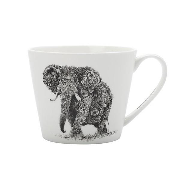 "Hrneček ""Africký slon"" 450 ml, Marini Ferlazzo - Maxwell&Williams"
