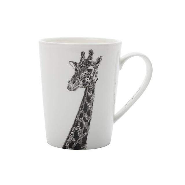 "Hrneček ""Africká žirafa"" 450 ml, Marini Ferlazzo - Maxwell&Williams"