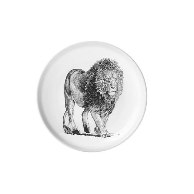 "Talíř ""Africký lev"" 20 cm, Marini Ferlazzo - Maxwell&Williams"