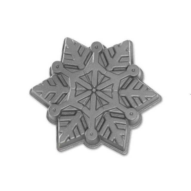 Forma na bábovku sněhová vločka 1,15 l, HOLIDAY - NORDIC WARE