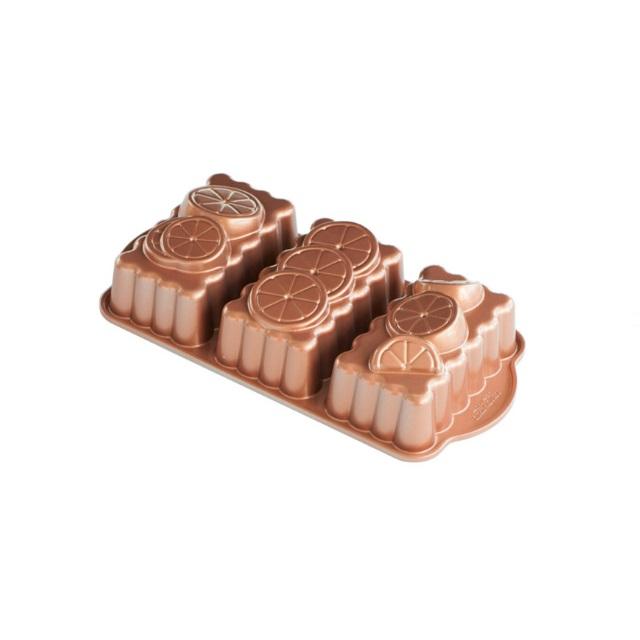 Forma na mini chlebíčky CITRUSY - NORDIC WARE