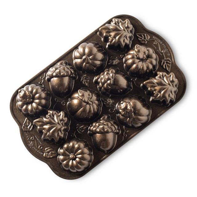 Forma na 12 dortíků PODZIM - NORDIC WARE
