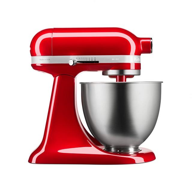 Robot ARTISAN 5KSM3311 červená metalíza - KitchenAid