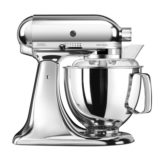 Robot ARTISAN 5KSM175 chromová - KitchenAid