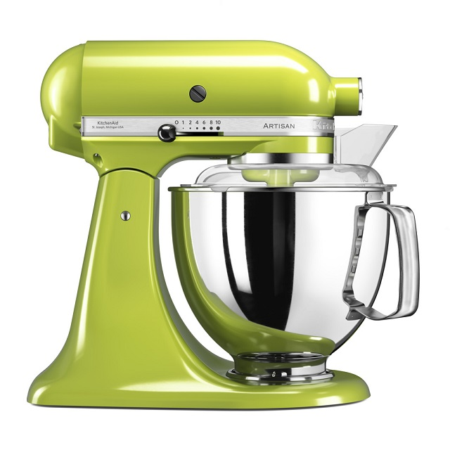 Robot ARTISAN 5KSM175 zelené jablko - KitchenAid