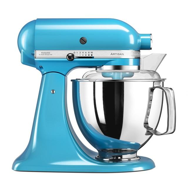 Robot ARTISAN 5KSM175 křišťálově modrá - KitchenAid