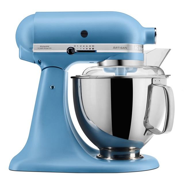 Robot ARTISAN 5KSM175 modrá matná - KitchenAid
