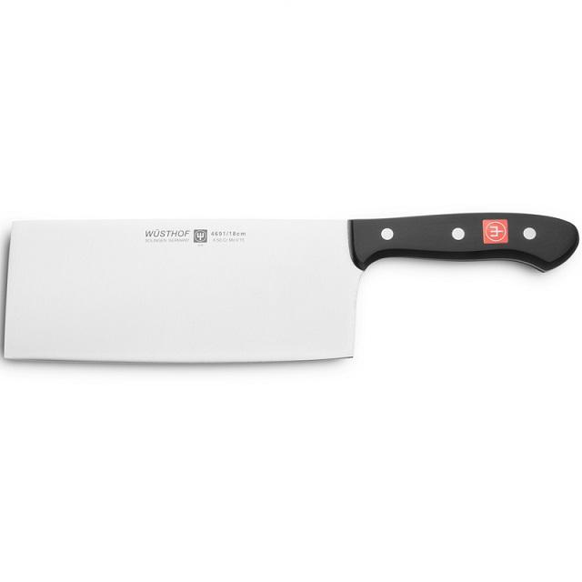 Čínský kuchařský nůž 18 cm GOURMET - Wüsthof Dreizack Solingen