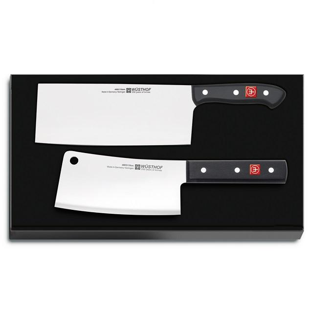 Sada čínských nožů 2 ks GOURMET -Wüsthof Dreizack Solingen