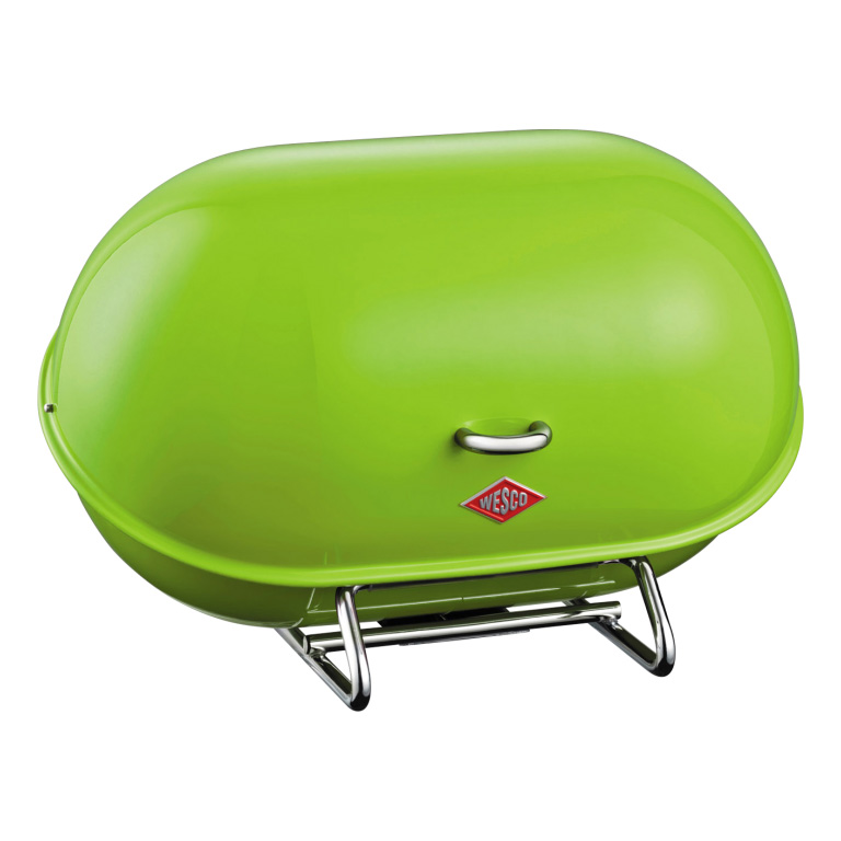 Chlebník Single Breadboy 34 x 21 x 23 cm, světle zelený - Wesco