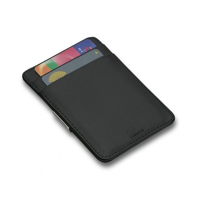 Držák na kreditní karty s clipem na bankovky GIORGIO - PHILIPPI