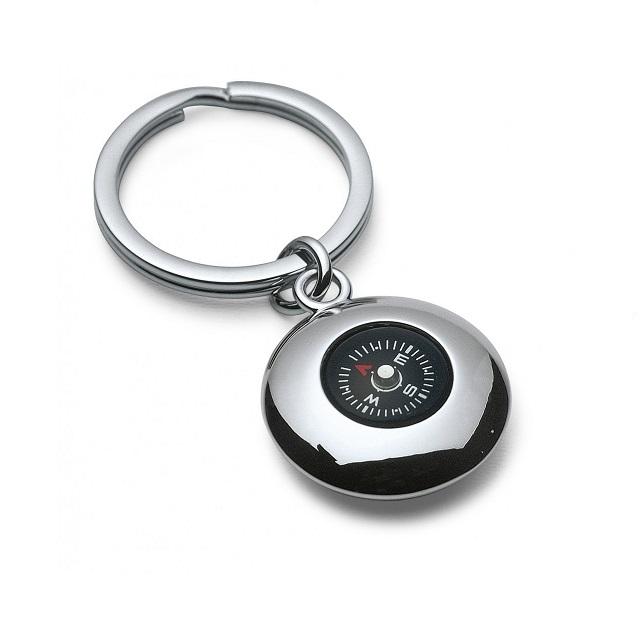 Klíčenka s kompasem 7 cm POLE - PHILIPPI