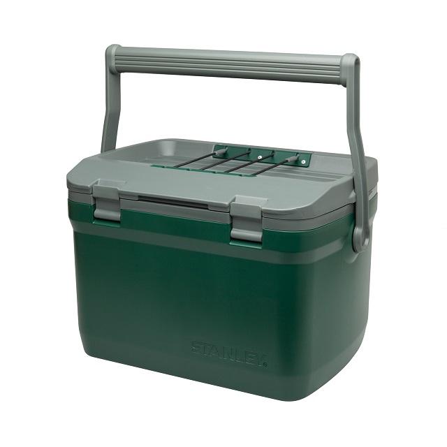 Přenosný chladící box 15,1 l zelený ADVENTURE - STANLEY