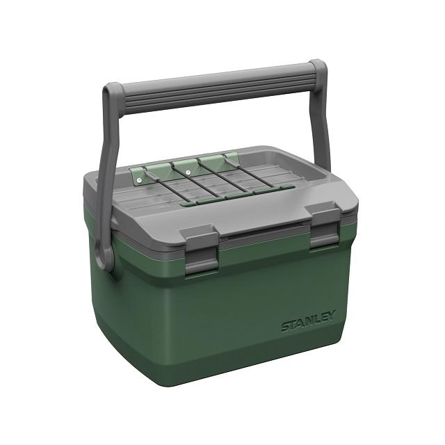 Přenosný chladící box 6,6 l zelený ADVENTURE - STANLEY