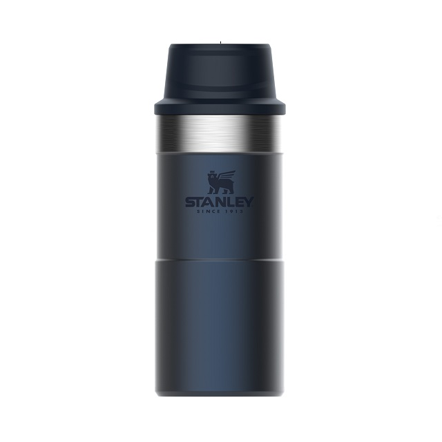 Termohrnek 350 ml the trigger-action noční modrá CLASSIC - STANLEY
