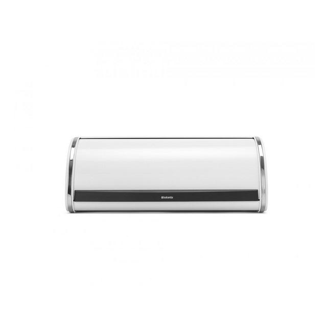Chlebník Roll Top 44,5 x 26,2 cm bílá - BRABANTIA