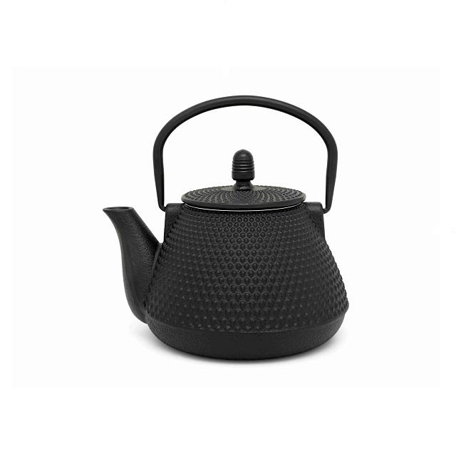 Konvička na čaj 1l černá Wuhan - Bredemeijer