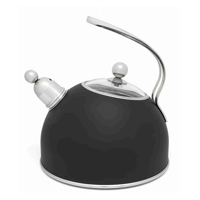 Konvice na vodu 2,5l černá - Bredemeijer
