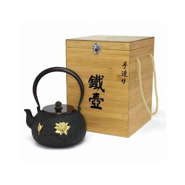 Konvička na čaj 1,4L Pure Lotus - Bredemeijer