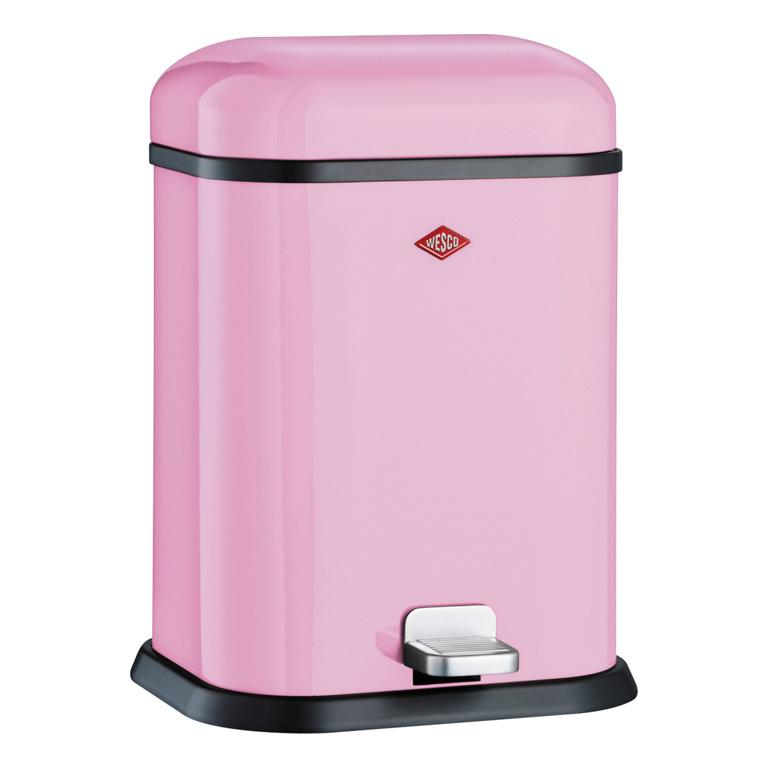 Odpadkový koš Single Boy 13l, růžový - Wesco