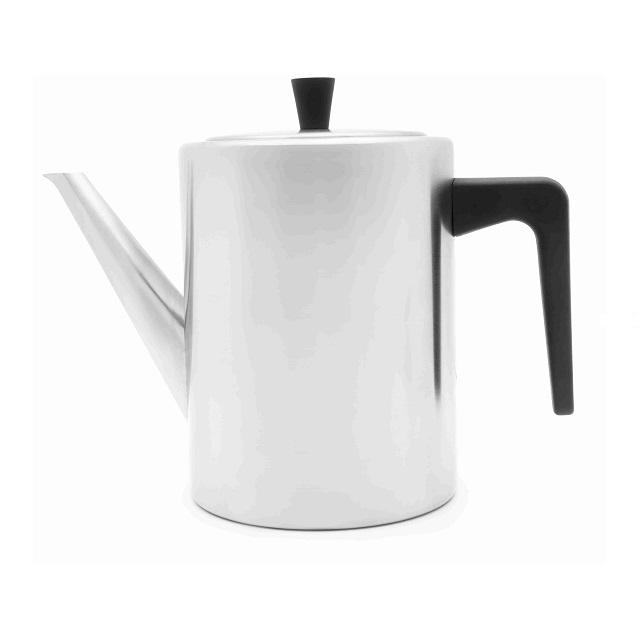 Konvička na čaj 1,5L nerezová matná Oslo - Bredemeijer