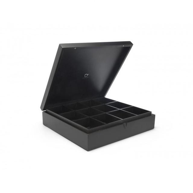 Krabička na čaj 12 přihrádek - Bredemeijer