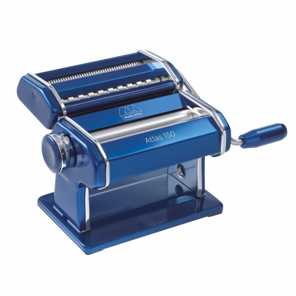 Strojek na těstoviny ATLAS 150 modrá - Marcato