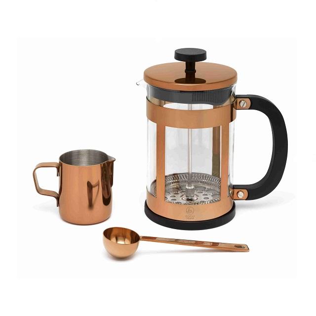 Sada na kávu 0,8L měděná Vicenza - Leopold Vienna