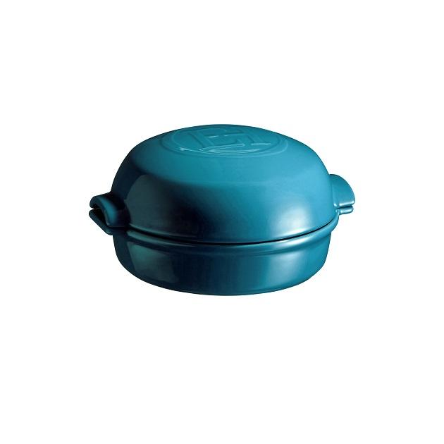 Nádoba na zapékání sýra 0,55L modrá Calanque - Emile Henry