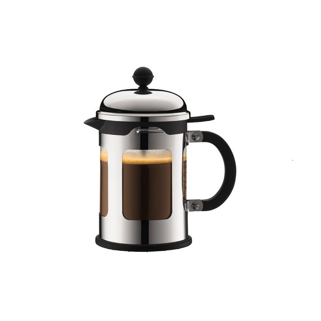 French press 1 l, nerez, CHAMBORD - BODUM