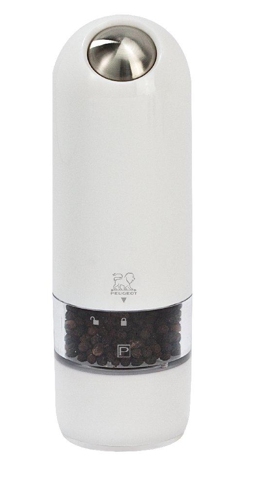 Elektrický mlýnek na pepř 17 cm Alaska bílý - Peugeot