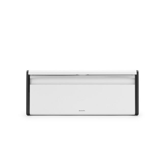 Chlebník Fall Front 46,5 x 25 cm bílá - BRABANTIA