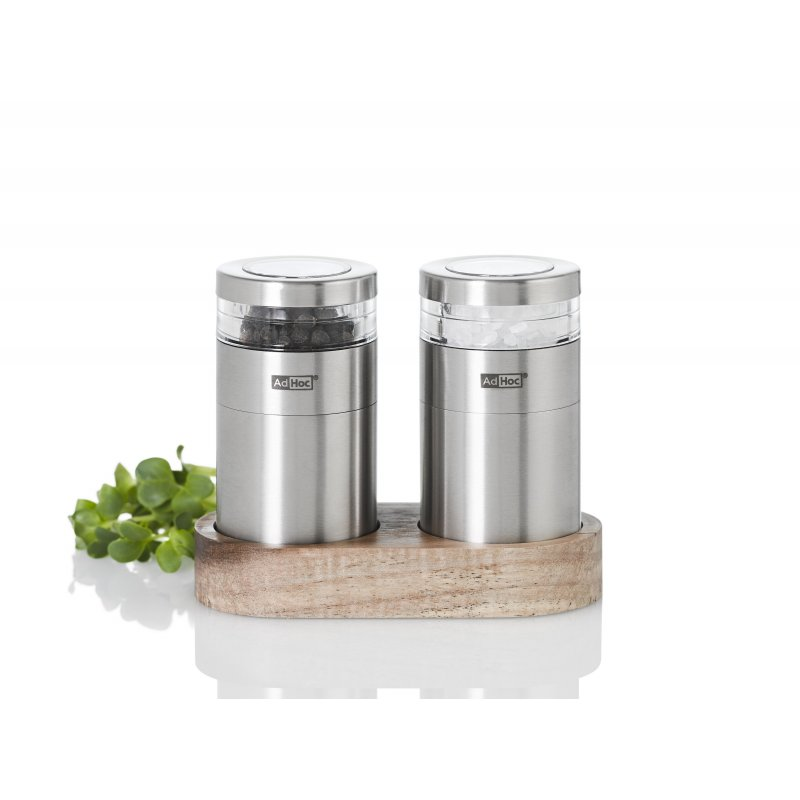 Set mlýnků na pepř/sůl MENAGE MOLTO - AdHoc
