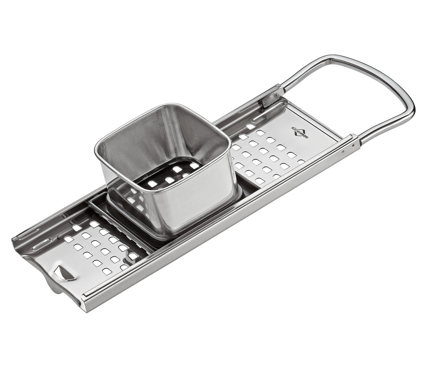 Strouhací deska na šprecle - Küchenprofi