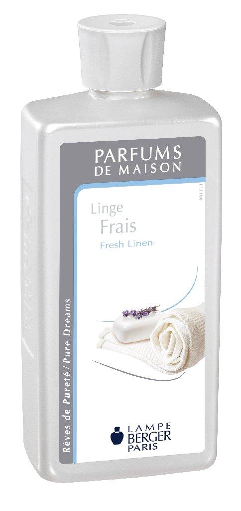 Interiérový parfém Svěží vyprané prádlo - Lampe Berger