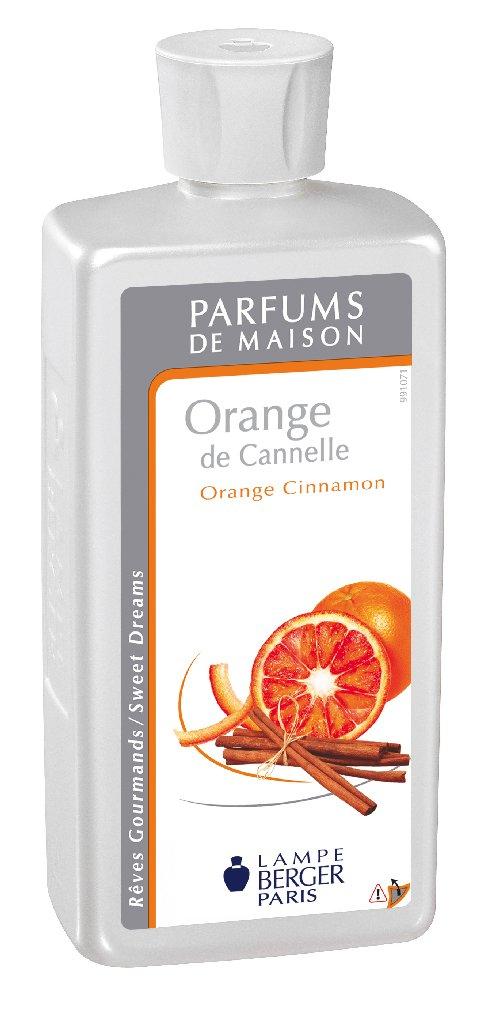 Interiérový parfém Pomeranč a skořice - Lampe Berger