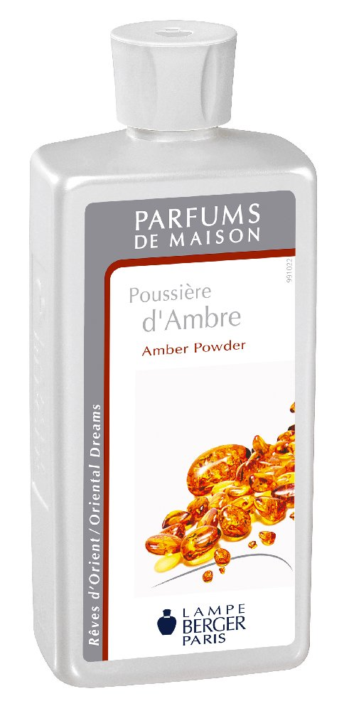 Interiérový parfém Ambrový prach - Lampe Berger
